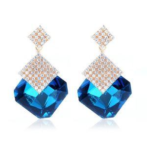 Alloy Women's Geometric Stud Earrings